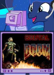 Doom Guy Meme - 236027 brutal doom doom doomguy exploitable meme gamer luna