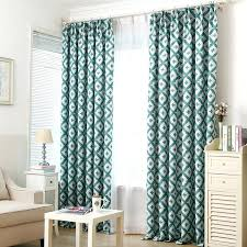 Teal And White Curtains Modern Teal Curtains Contemporary Shower Curtain Sets Curtain