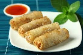 recette de cuisine vietnamienne recette de nems à la vietnamienne facile et rapide