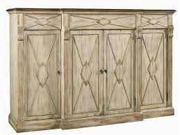 sanctuary 4 drawer console table hooker furniture sanctuary 4 door 3 drawer credenza olinde s