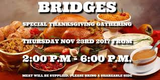 special thanksgiving gathering bridges sacramento