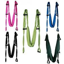 yoga swing sling trapeze hammock for gym yoga pilates tool bearing