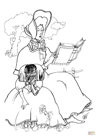 bee listening to music coloring page stock illustration throughout