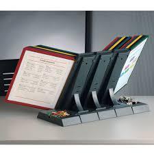 Organizer Desk Documate 20 Pocket Desk Reference Organizer Desk Reference