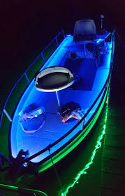 Amazing Light by Amazing Custom Jon Boat With Lights Jon Boats Pinterest