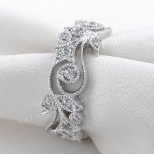 antique engagement ring settings compare prices on flower engagement ring setting online shopping