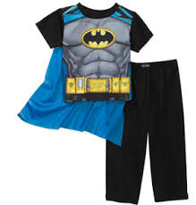 superman batman pj s with cape baby clothes
