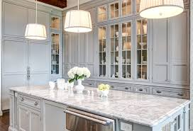 Coastal Inspired Kitchens - classic coastal inspired family home bell custom homes