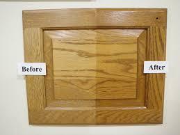 Kitchen Cabinet Gel Stain Restain Oak Kitchen Cabinets
