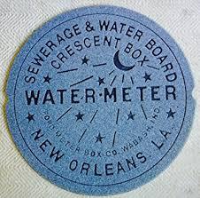 new orleans water meter new orleans water meter doormat gray garden outdoor