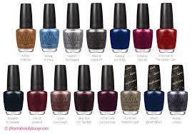 opi nail polish colors fall 2013 fall nail colors opi release