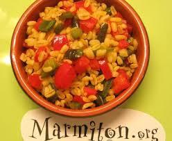 comment cuisiner le blé blé aux petits légumes recette de blé aux petits légumes marmiton