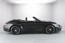porsche 911 convertible black porsche 911 997 carrera gts cabriolet 2011