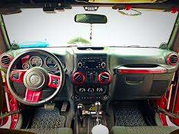 red jeep patriot diy red accents for jeep wrangler find your mopar paint at