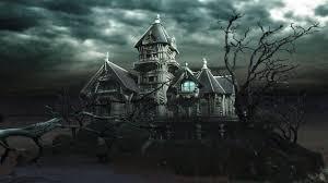 terro free hd horror castle halloween picture x 1366x768 127082