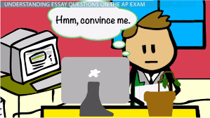 understanding and answering the essays on the ap chemistry exam