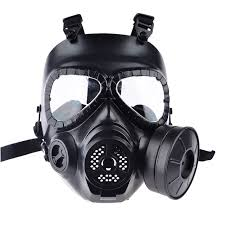Gas Mask Costume Aliexpress Com Buy Cs Airsoft Paintball Dummy Gas Mask With