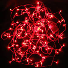 cheap decorations led string lights