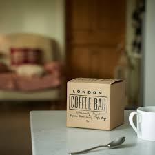 espresso coffee bag coffee bag 10 sachet gift box by london coffee bag