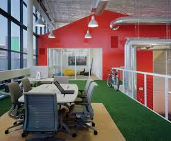 Contemporary Office Office Workspace Modern Colorful Office Interior Design Ideas