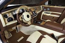 mansory bentley interior mansory introduces white ghost limited