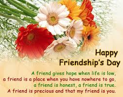 friendship day messages sms happy friendship day messages sms