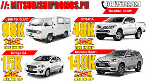 toyota cars philippines price list with pictures mitsubishi pricelist