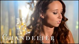 Download Sia Chandelier by Chandelier Sia Ali Brustofski Cover Music Video Youtube