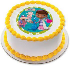 doc mcstuffin cake toppers doc mcstuffins birthday candle set candles decorations