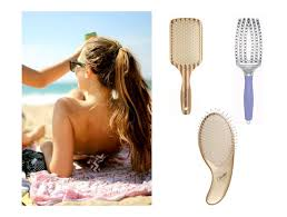 best hair to use for a bob the 4 best brushes to use to get the hottest summer hairstyles