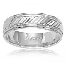 mens 14k white gold wedding bands top wedding band styles best selection traditional quality his