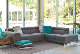 Modular And Chaise  Atessa  Seater RHF Modular Perth Western - Sofa bed modular lounge 2