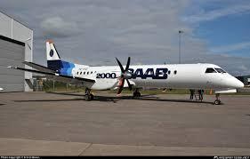 saab saab aircraft fleet details and history