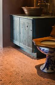 Penny Kitchen Backsplash 25 Best Copper Penny Floors Images On Pinterest Pennies Floor