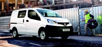 nissan nv200 nissan nv200 semi panel van launched u2013 rm70 900 image 118327