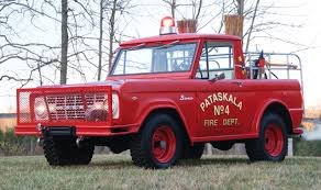 Ford Vintage Trucks - vintage fire fighting equipment featured at charlotte autofair
