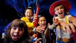 scary halloween mickey u0027s not so scary halloween party walt disney world resort