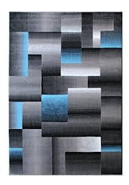 Modern Contemporary Rugs Masada Rugs Modern Contemporary Area Rug Blue Grey