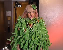Bubble Wrap Halloween Costume Lady Gaga U2013 Garish Kermit Lady Gaga Lady Gaga Fashion