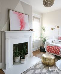 fireplace fix up inspired by charm fireplace fix up inspiredbycharm com