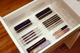 amazon com acrylic lipstick drawer organizer for the ikea alex