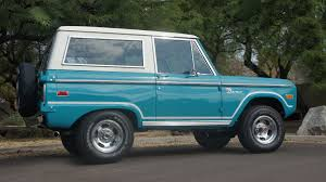 1971 ford bronco f152 dallas 2013