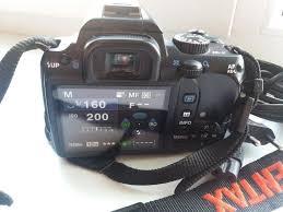 pentax k r mit pentax da l 18 55mm in chadwell heath london