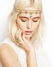 gold headpiece headpiece clothing shoes accessories ebay