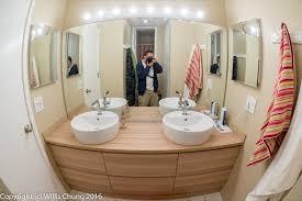 meuble cuisine pour salle de bain idées déco et diy salle de bain ikea bidouilles ikea