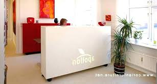 Front Desk Reception Front Office Furniture Ideas Outstanding Office Reception Desk On