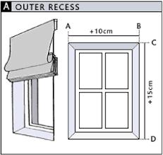window measurements suncity blinds