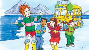 the magic bus in the arctic lesson plan scholastic