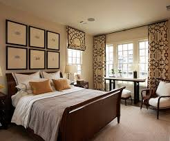 Hanging Drapes From Ceiling Make A Small Window Appear Larger Or A Low Ceiling Appear Taller