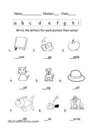 phonics worksheet worksheet free esl printable worksheets made